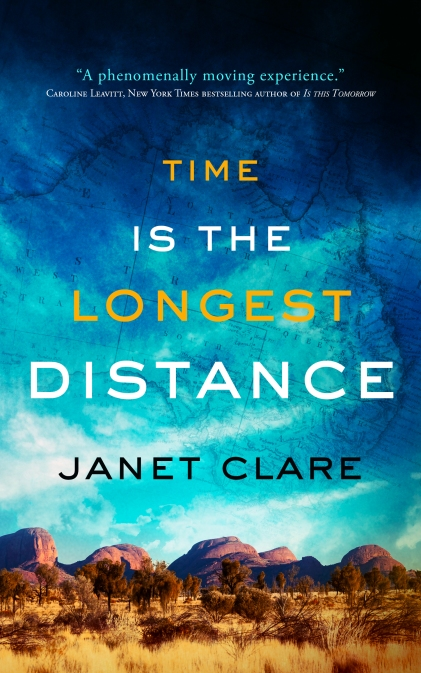 CoverTimeIstheLongestDistance